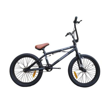 harga Tabibitho Frenzy 2.0 Sepeda BMX - Hitam [20 Inch] Blibli.com