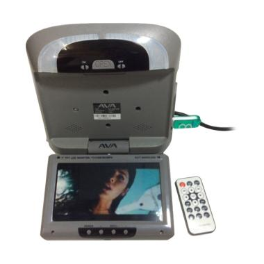 AVA AVT888R USB TFT LCD Mp4 TV Plafon - Abu abu [7 Inch]