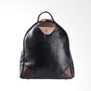 Gotosovie Elsa Licorice Backpack - Black