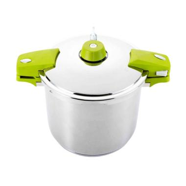 Neohaus K1011 Pressure Cooker - Green [4 Step]