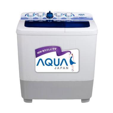 Sanyo Aqua QW-1030XT Mesin Cuci [Twin TUB/ 10 kg]