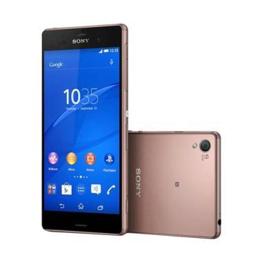 SONY Xperia Z3 D6653 LTE Smartphone - Copper [3 GB/16 GB]