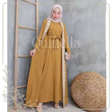 Model Busana Baju Gamis Muslimah Produk 2021 Blibli Com