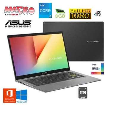 harga ASUS K413EA-AM551IPS/AM553IPS [ I5-1135G7/8GB/512GB PCIe/Intel Iris Xe 80EU/14