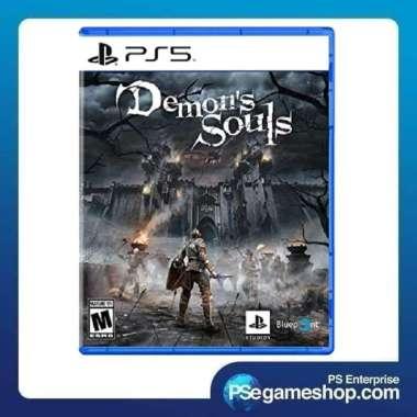 harga Sony Ps5 Demon Souls Reg 3/English Blibli.com