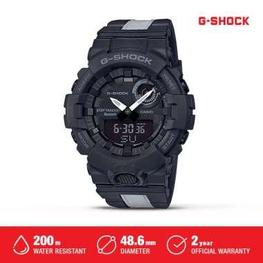Casio G-Shock Jam Tangan Pria GBA-800LU-1ADR Analog-Digital