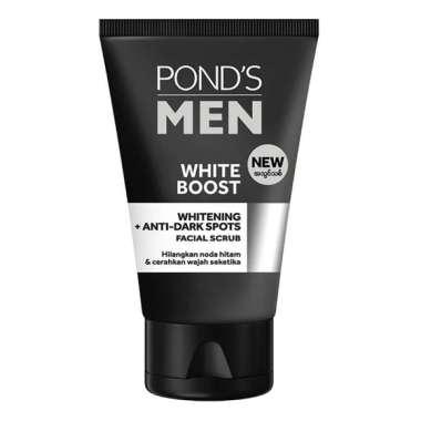 harga Ponds Men White Boost Fs 100Ml Multicolor Blibli.com