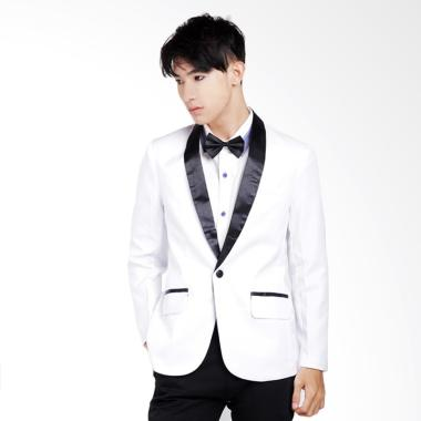 Ichfa Collection Royal Blazer - White