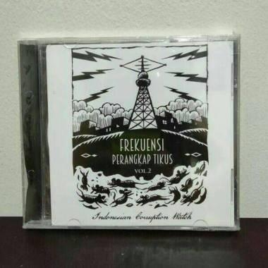 harga CD Frekuensi Perangkap Tikus Vol 2 Blibli.com