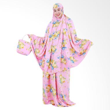 Mukena Yumna Bali Razita Mukena - Pink