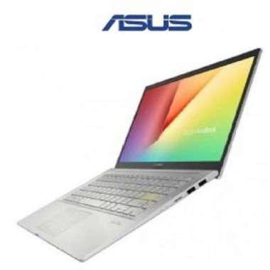 harga LAPTOP ASUS A413EP-VIPS752 i7-1165G7 8GB 512 SSD MX330 14 SILVER Blibli.com