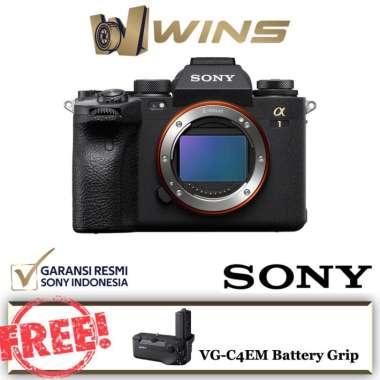 harga Sony Alpha 1 Mirrorless Digital Camera (Body Only) Garansi Resmi Sony Indonesia Blibli.com