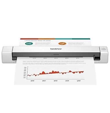 harga Scanner Brother DS-640 DS 640 Mobile Scanner 16ppm - Original Resmi Blibli.com