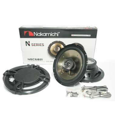 Nakamichi NSC602i Two Way Speaker Mobil [6.5 Inch]