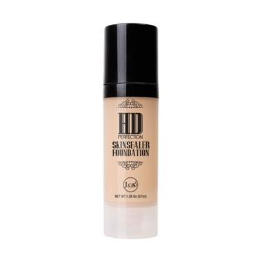J.Cat HD Perfection Skinsealer Foundation - Air Fresh Vanilla [37 mL]