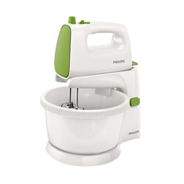 Philips HR-1559-40 Stand Mixer Hijau
