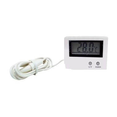 KIS Thermometer Digital - White