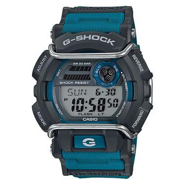 Casio G-Shock Jam Tangan Pria - Blue Grey GD-400-2DR
