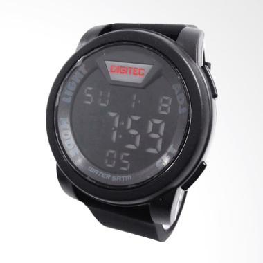 Digitec Jam Tangan Pria Full Black DG3041T