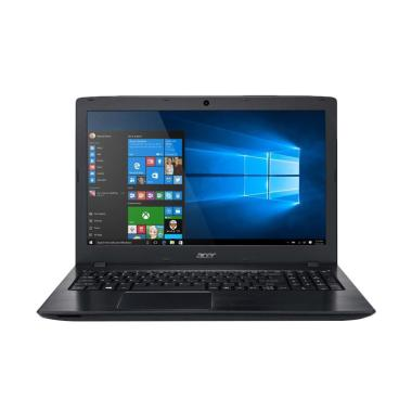 Acer E5-575 Notebook - Black [Intel ... GB/Intel HD520/15.6 Inch]