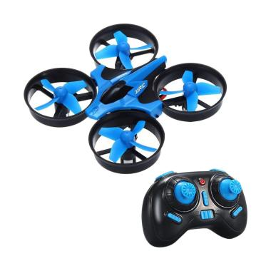 JJRC H36 6 Axis Gyro Headless Mode Auto Return Mini Drone - Blue
