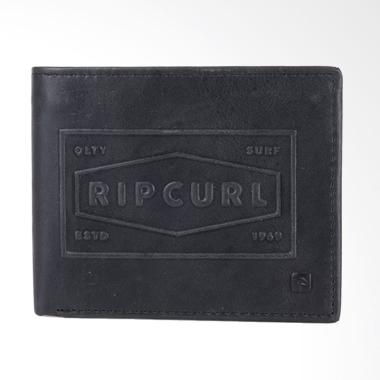 Rip Curl Down South Rfid 2 In 1 Black Dompet BWLJD1 90