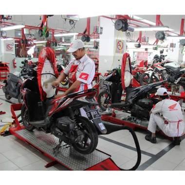 Honda - Paket Penggantian CVT dan Parts untuk Motor Honda Vario Carbu