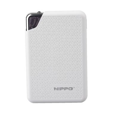 HIPPO Bronz X Simple Pack Powerbank - White [10000 mAh]