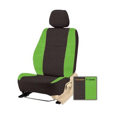 Shallu Sarung Jok Mobil for Avanza - Green