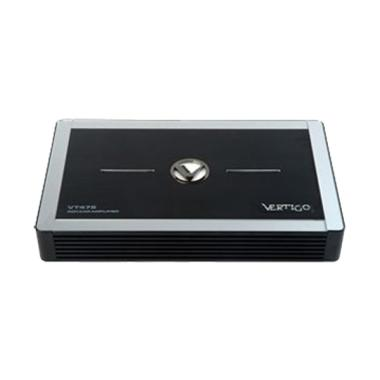 Venom Vertigo Series Vt 475 4 Channel Power Amplifier Mobil