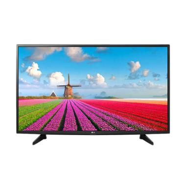 LG 43LJ500T Full HD TV LED - Hitam [43 Inch]