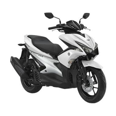 Yamaha Aerox 155 VVA S Version  Sepeda Motor [VIN 2019/ OTR Sumatera Utara]