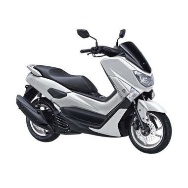 Indent - Yamaha NMAX Non ABS Sepeda Motor - Premier White