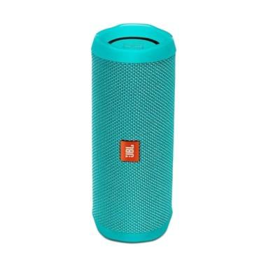 JBL Flip 4 Bluetooth Speaker - Teal