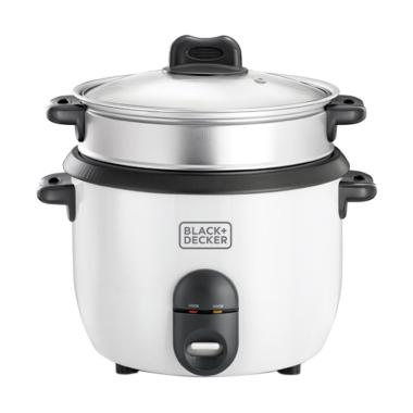 Black And Decker RC 1860 B1 Rice Cooker 18 Liter