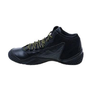 League Levitate Sepatu Basket Pria - Black