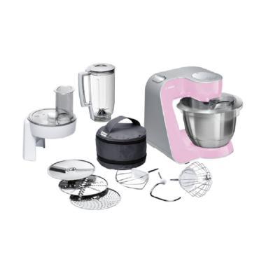Weekend Deal - Bosch MUM58K20 Kitchen Machine Mixer - Pink