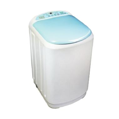 Akari AWM-8C45K Mesin Cuci - Biru [1 Tabung/ 8 Kg]