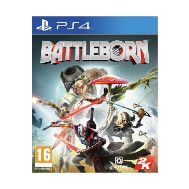 Playstation 4 Battleborn DVD Game