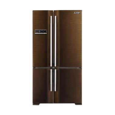 Mitsubishi MRL72EH Multi Door Refrigerator Kulkas  [Kab.Bandung]