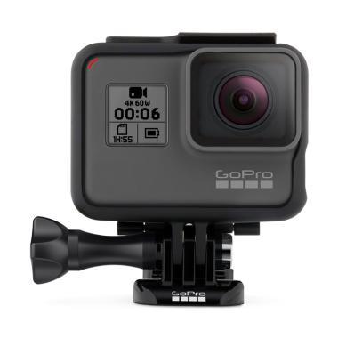 GoPro Hero 6 Black 4K UltraHD Waterproof