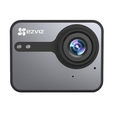 Ezviz S1C Action Camera - Grey [1080p/Full HD/Touch Screen]