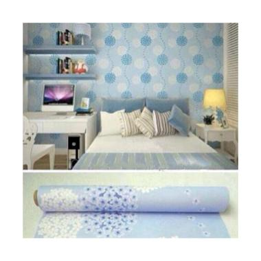jual wallpaper dinding online - harga menarik   blibli