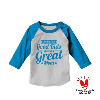 Hoofla HR 11 Distro Kaos Baju Atasan Anak - Abu