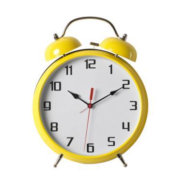 Ikea Lyssna Alarm Clock Jam Weker