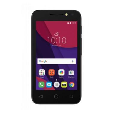 Alcatel Pixi 4 4034F Smartphone - Black [8 GB/ 1 GB]