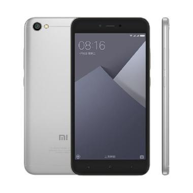 Xiaomi Redmi Note 5A Smartphone - Grey [16GB/2GB] Garansi TAM