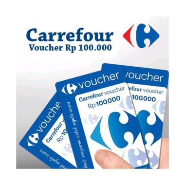 Voucher Carrefour - Java House  Rp 100.000  9ac04a94a1