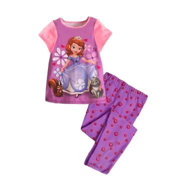 VERINA BABY Princess Sofia Pajamas Anak Perempuan