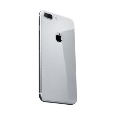 Benks X PRO+ Tempered Glass Back Co ... Plus - Silver [3D Curved]